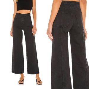 Levi's Premium WELLTHREAD Ribcage WideLeg Jeans